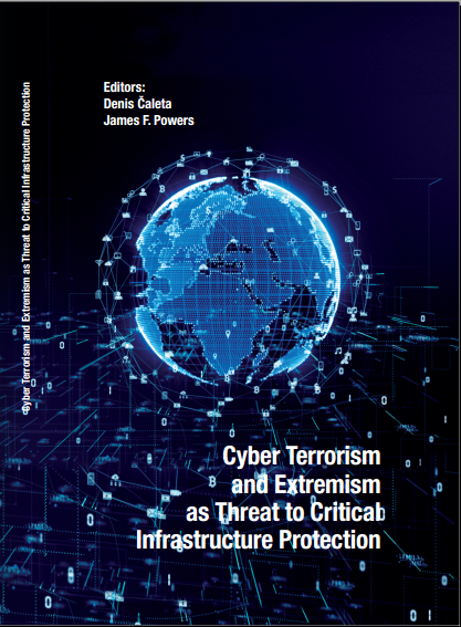 Naslovnica Cyber Terrorism and Extremism